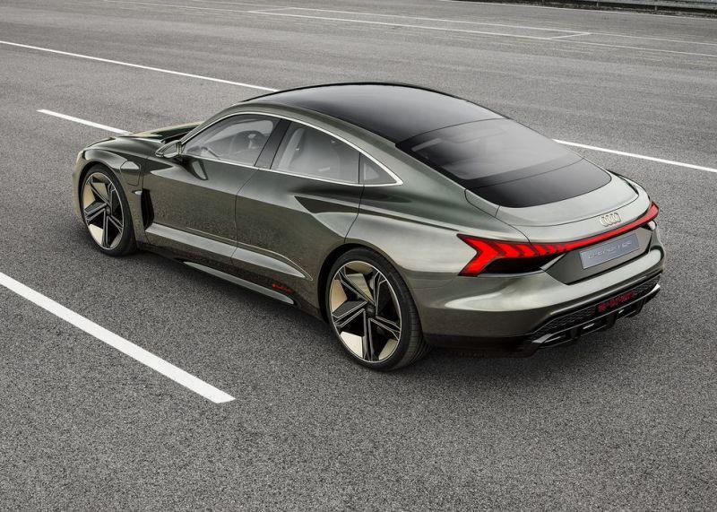 Tesla En Elon Musk Kunnen Inpakken Hier Is De Gruwelijk Audi E Tron Gt