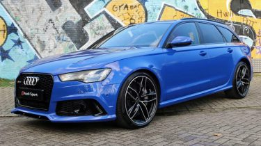 Audi RS6 Nogaro Edition Front