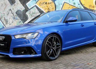 Audi RS6 Nogaro Edition Front