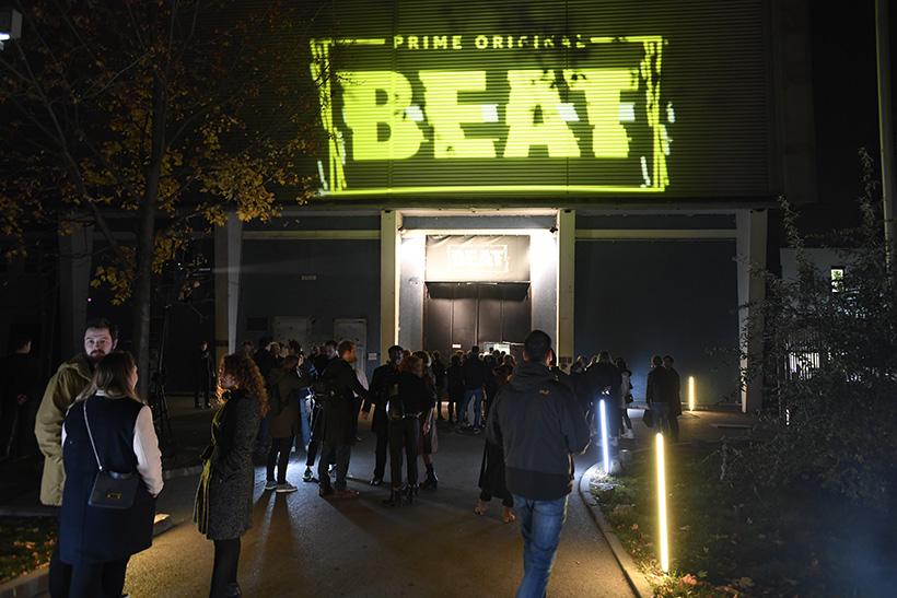 Beat Première Manners Berlin