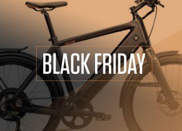 Elektrische fiets black friday