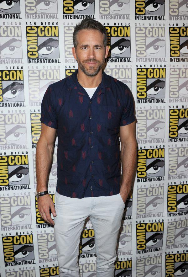 Ryan Reynolds Look