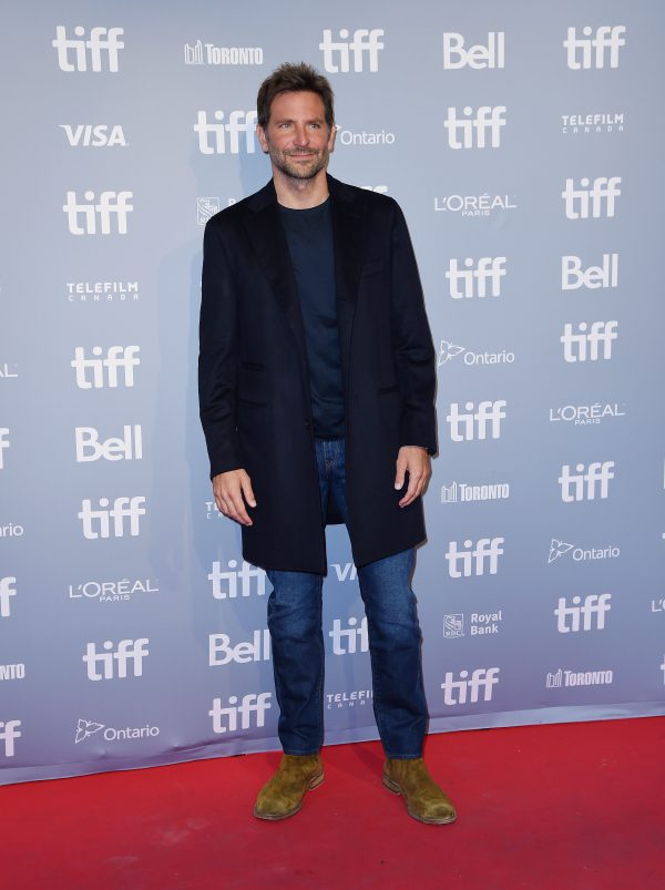 Bradley Cooper - lookbook