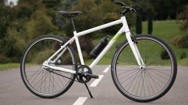 e-bike fixie Gtech
