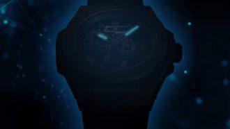 Hublot komt met een Bitcoin horloge