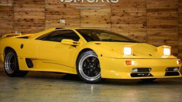Droom Occasion Knalgele Retro Lamborghini Diablo Manners Magazine