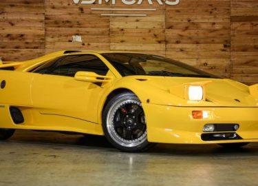 Tweedehands Lamborghini Diablo
