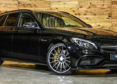 Droom Occasion Een Bijzonder Snelle Gezinsauto Mercedes Benz C