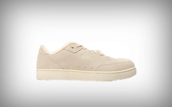 Nike Grandstand II Suede Guava Ice Guava Ice-Sail-Particle Beige