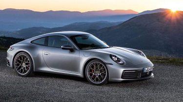 Dit is de nieuwe Porsche 911