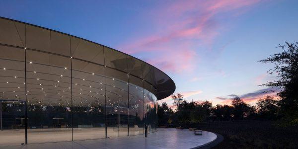 steve jobs theater wint prestigieuze engineering prijs