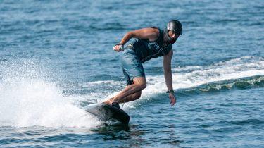 Elektrische surfplank
