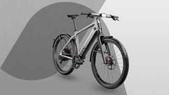 Stomer ST5 elektrische fiets