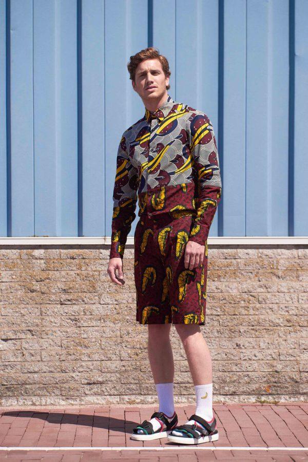 Afriek mode