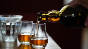 whisky veiling