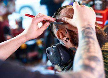 Haarproducten voor mannen