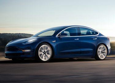 Tesla Model 3 boekt gunstige cijfers