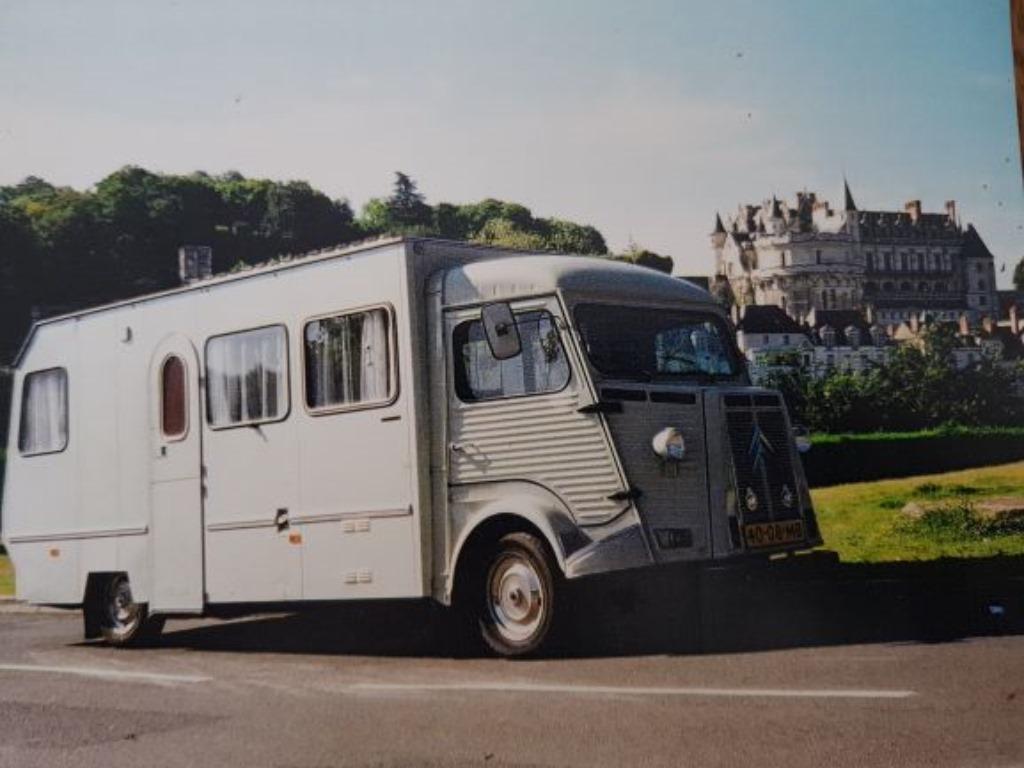 Camper occasions Citroën HY 1976