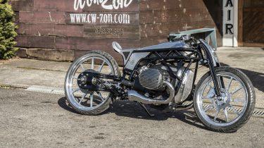 Custom Works Zon BMW custom bike