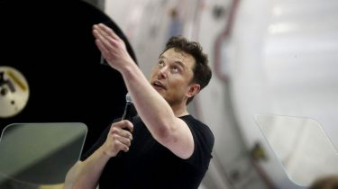 Elon Musk over elektrische vliegtuigen