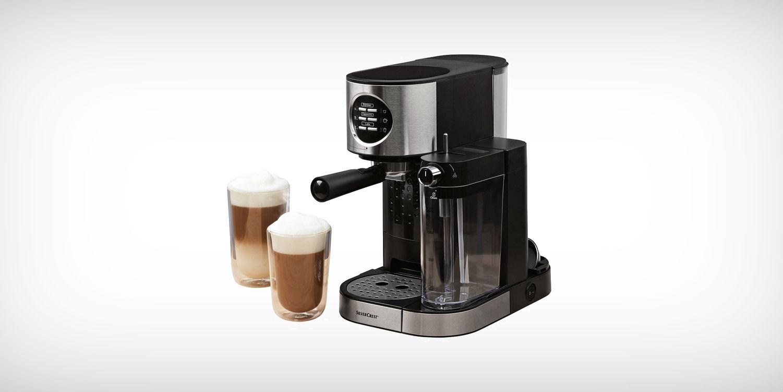 Action Aldi Lidl Device Deal Silvercrest Espressomachine