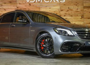 Droom Occasion Exorbitant Dikke Mercedes Benz S Klasse 63 Amg