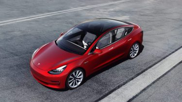 Tesla Model 3 binnenkort in Nederland