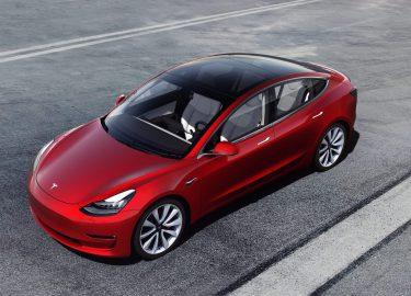 Tesla Model 3 binnenkort in Nederland