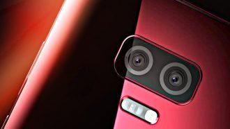 Samsung Galaxy S10 Lite gelekt