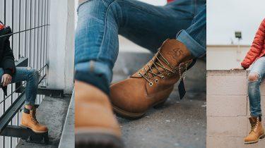 Timberland Yellow Boot 45h anniversary