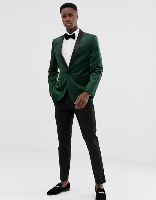 Velvet kerst outfit
