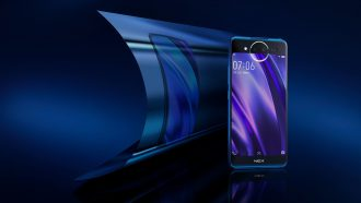 Vivo NEX 2 display