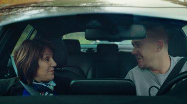 Kia commercial Johnny de Mol