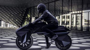 Geprinte motor, Nera Bike