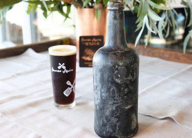 220 jaar oud bier nu drinkbaar