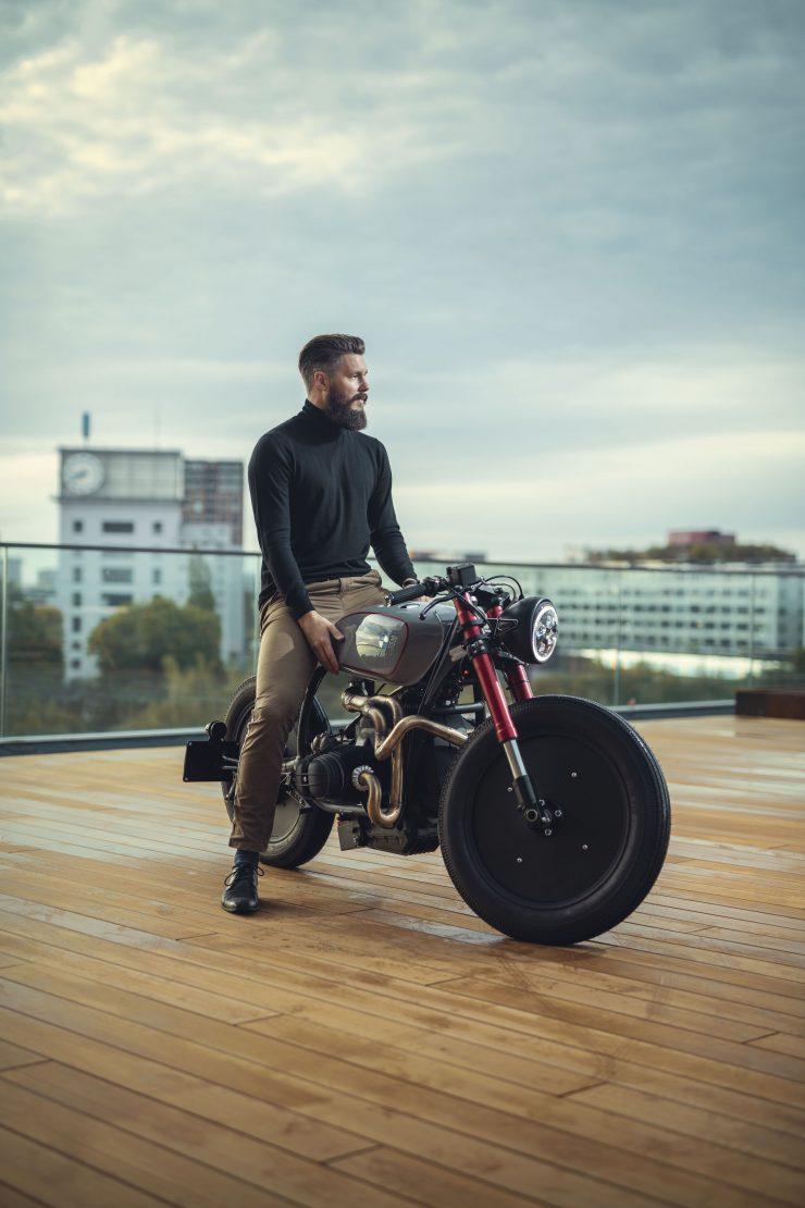 BMW R80 Moto adonis