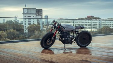 BMW R80 Caferacer Moto Adonis