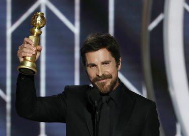 Christian Bale Golden Globes Vice Dick Cheney Satan