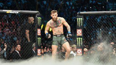 Conor McGregor MMA UFC Tenshin Nasukawa