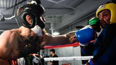 Conor Mcgregor Paulie Malignaggi UFC