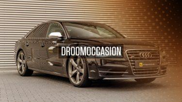 Droom occasion Audi S8