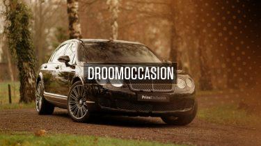 Droom occasion Bentley Continental