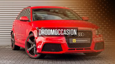Droom occasion Audi RS3
