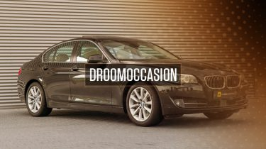 Droomoccasion BMW 5 serie