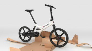 Elektrische fiets vouwfiets