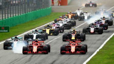 Formule 1 deal Lidl