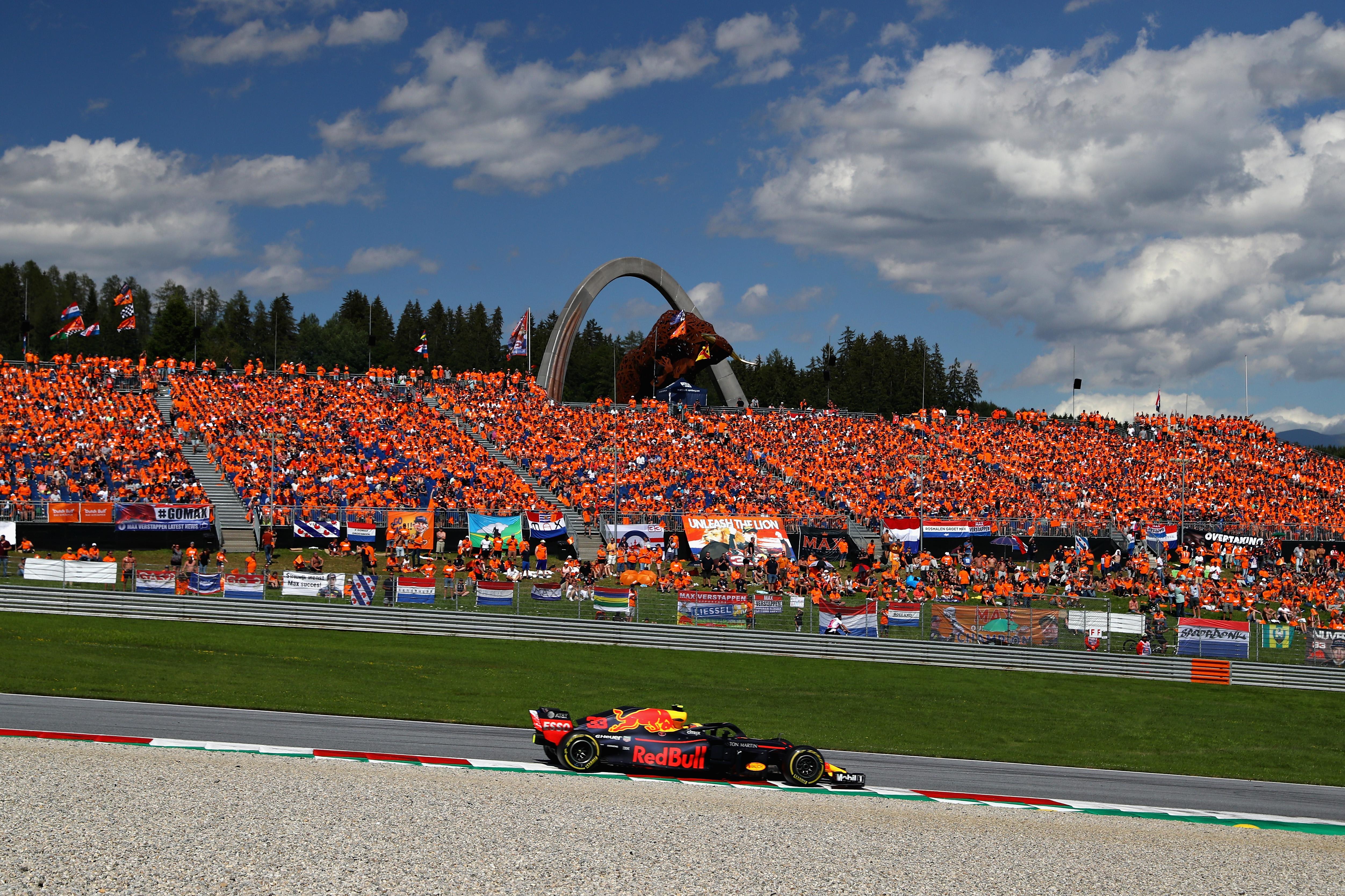 Formule 1 Grand Prix of Austria