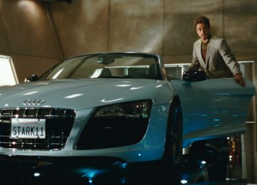 Audi Onthult Wat Er In Avengers Endgame Gaat Gebeuren Met Iron Man