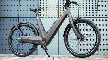 leaos-solar elektrische fiets