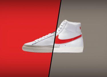 Sneaker update nike puma